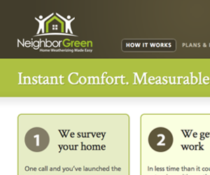 NeighborGreen website